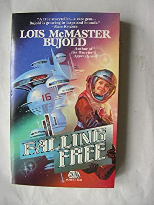 FALLING FREE (Pristine Copy): Bujold, Lois McMaster