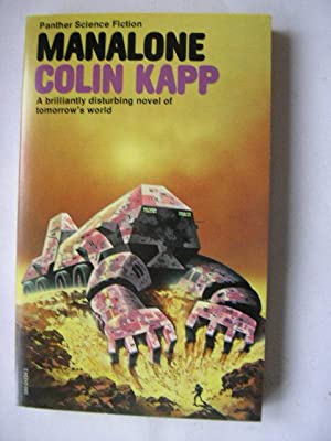 MANALONE (Pristine First Edition Signed by the: Kapp, Colin
