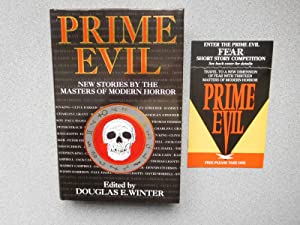 PRIME EVIL (Pristine Signed Copy): Winter, Douglas (Editor)