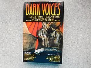 DARK VOICES (Pristine Signed Copy) With 9: Stephen Jones &