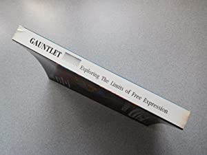GAUNTLET 2; SPECIAL STEPHEN KING ISSUE ( Very Fine Copy ): Hoffman, Barry (Editor) Stanley Wiater, ...