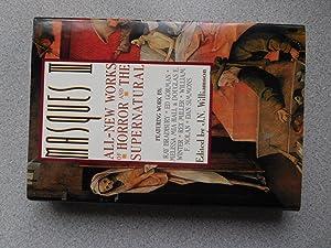 MASQUES III ( Very Fine First Edition: Williamson, J.N. (Editor)
