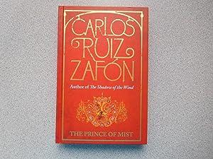 THE PRINCE OF THE MIST (Pristine Signed: Zafon, Carlos Ruiz