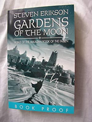 Gardens Of The Moon By Steven Erikson Subterranean Press 2009