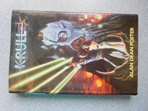 KRULL ( Pristine First Hardcover Edition ): Foster, Alan Dean