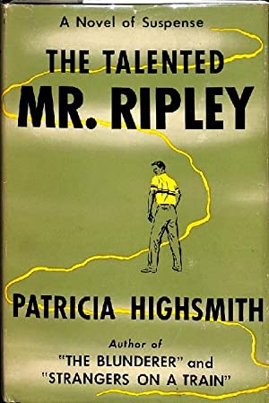 The Talented Mr. Ripley: Patricia Highsmith