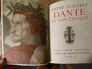 La Divine comédie - L'enfer, le Paradis,: DANTE ALIGHIERI DODERET