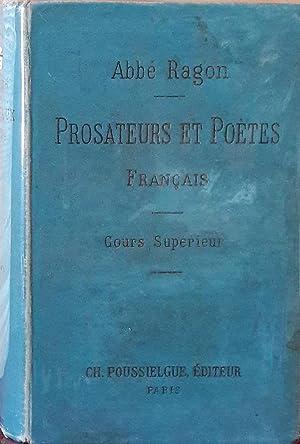 Morceaux choisis de prosateurs et de poètes: L' Abbé E.