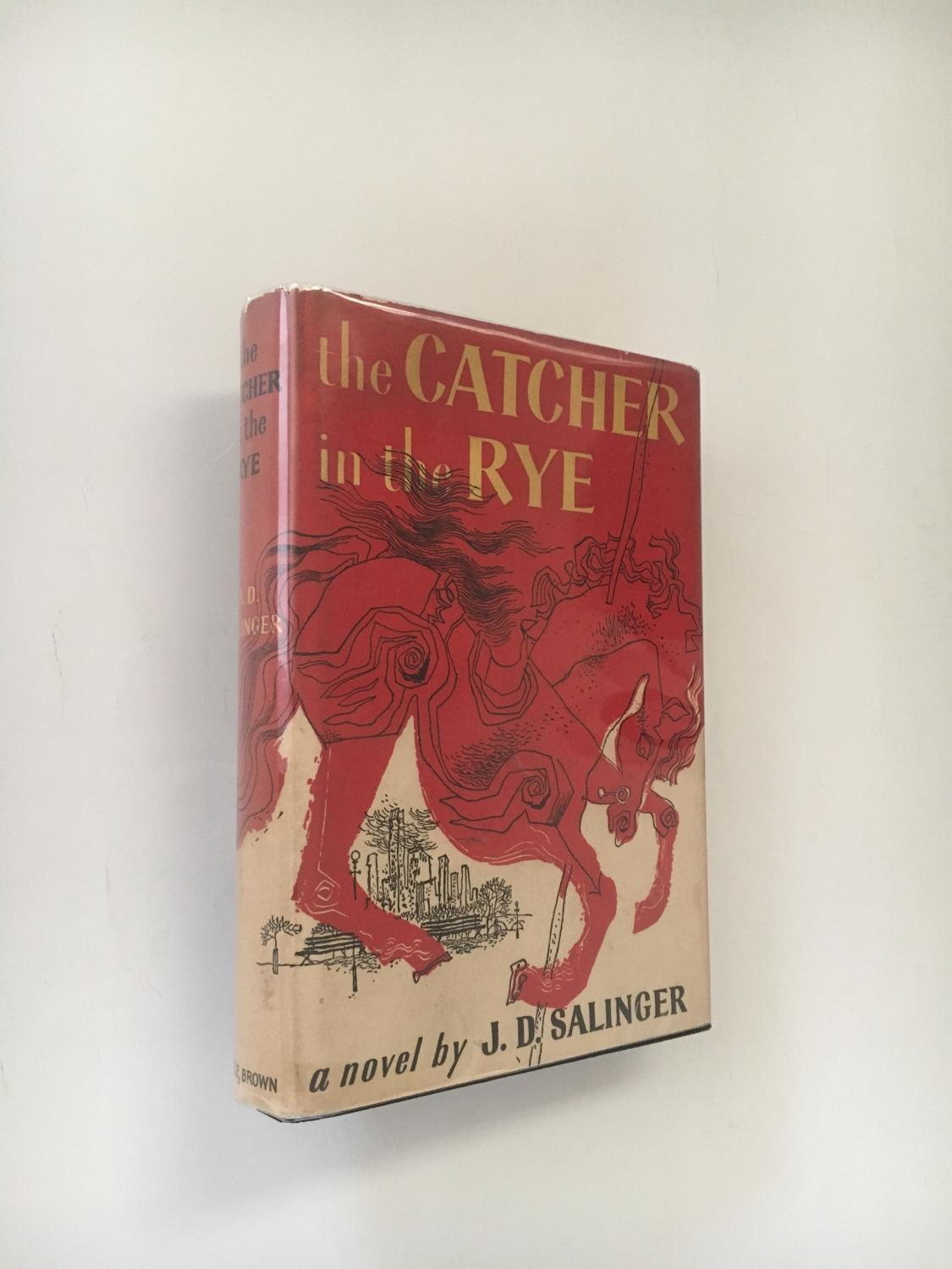 when does catcher in the rye take place