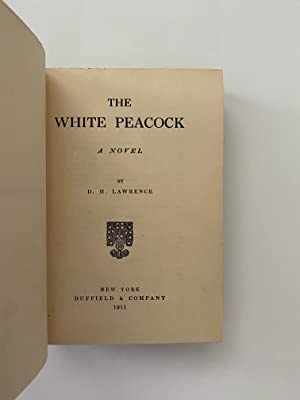 The White Peacock (First Issue): DH Lawrence, D.H.