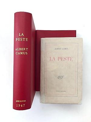 La Peste (Inscribed by Camus): Camus, Albert