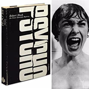 Psycho (Signed by Janet Leigh): Bloch, Robert