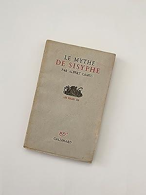 Le Mythe de Sisyphe: Camus, Albert
