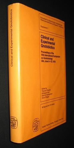 Clinical and Experimental Gnotobiotics: Fliedner, Theodor et al, eds.