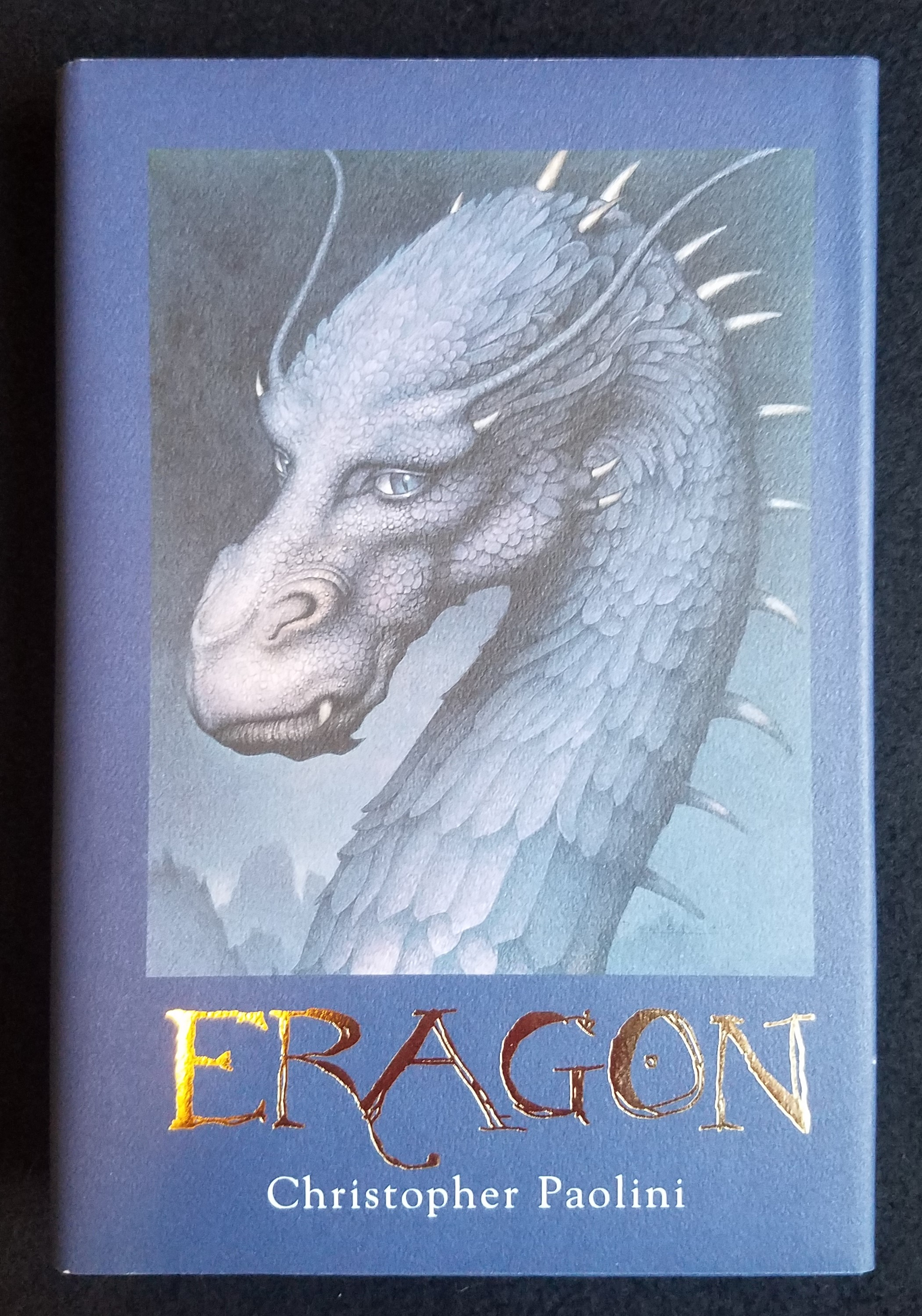 Christopher Paolini First Printing Eragon First Edition Abebooks