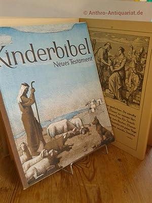 Kinderbibel: Neues Testament / Altes Testament. 2 Bände. 100 Bilder nach Schnorr von ...