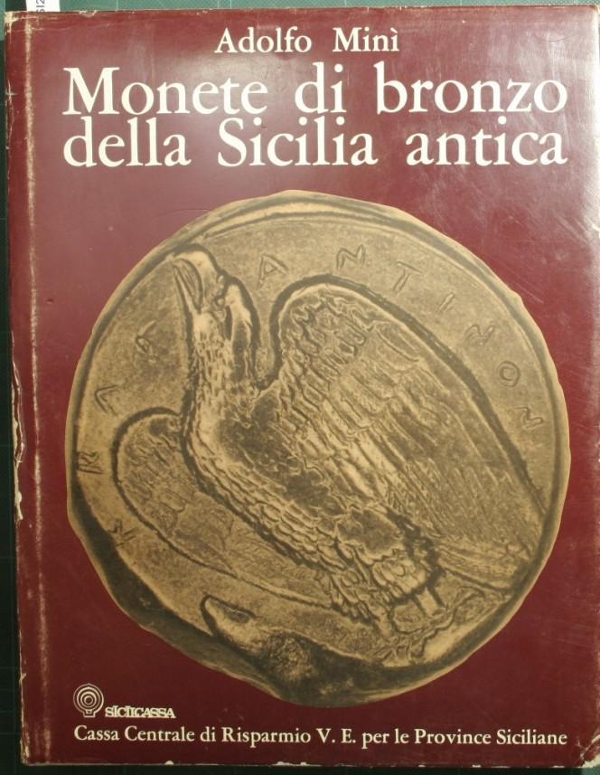 163030cd35 Monete di bronzo della Sicilia antica da Minì Adolfo: Sicilcassa ...