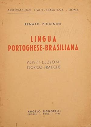 Lingua portoghese - brasiliana: Piccinini Renato