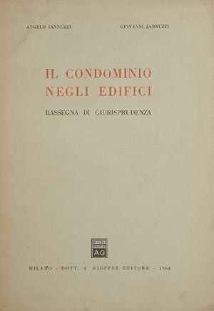 Il condominio negli edifici: Jannuzzi Angelo, Iannuzzi
