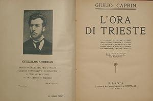 L'ora di Trieste: Caprin Giulio