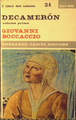 Decameron: Boccaccio Giovanni