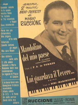 Mandolino del mio paese ( allegro caratteristico: AA.VV.