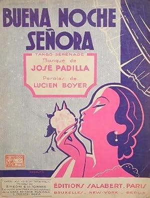 Buena noche senora: Padilla Josè