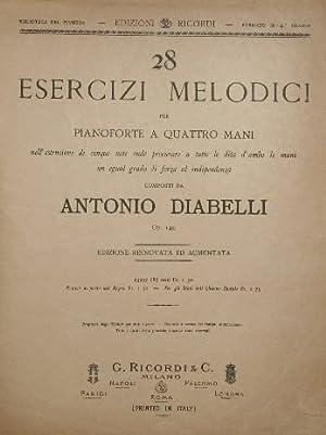Miscellanea di spartiti per pianoforte: Diabelli Antonio; Cesi