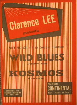 Wild Blues ( moderato blues ) -: Lee Clarence