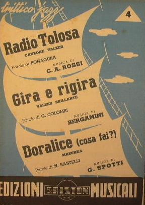 Radio Tolosa ( canzone valzer ) -: AA.VV.