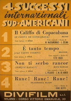 Il califfo di Copacabana ( o califa: AA.VV.
