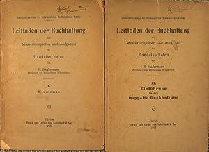 Leitfaden der Buchhaltung: H. Biedermann