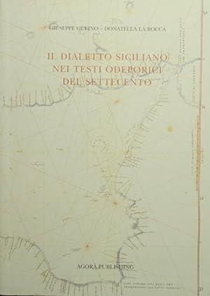Il dialetto siciliano nei testi odeporici del: Gulino Giuseppe -
