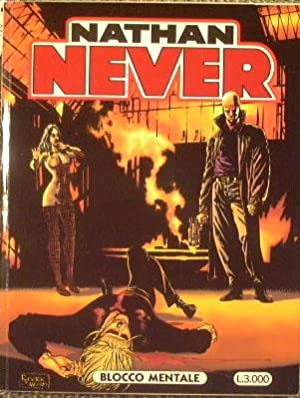 Nathan Never. Blocco mentale