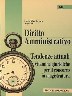 Diritto Amministrativo.: Pagano Alessandro
