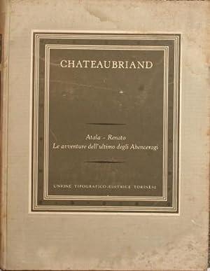 Atala - Renato: Chateaubriand F. R.