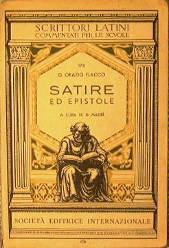 Satire ed epistole: Flacco Q. Orazio