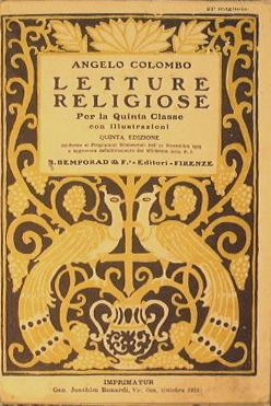Letture religiose: Colombo Angelo