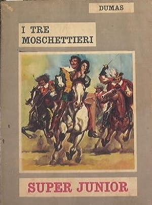 I tre moschettieri: Dumas Alessandro