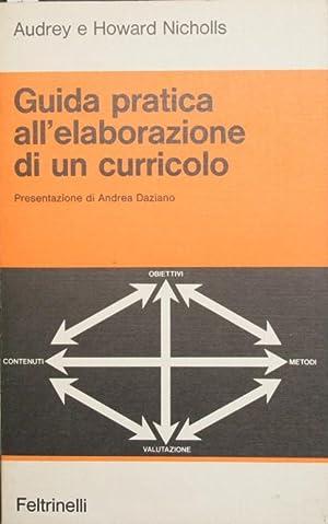 Guida pratica all'elaborazione di un curricolo: Nicholls Audrey e