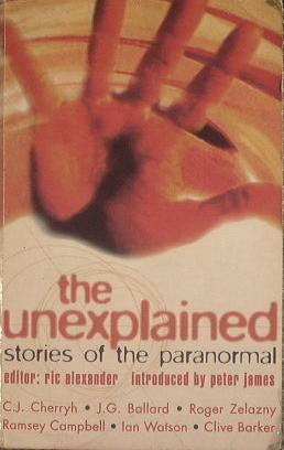 The unexplained