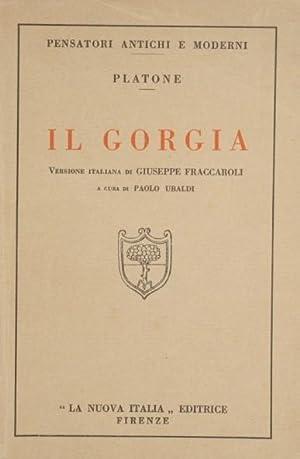 Il Gorgia: Platone