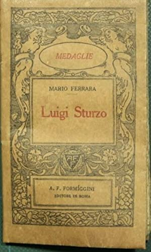 Luigi Sturzo: Ferrara Mario