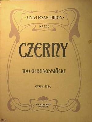 100 Uebungsstucke op. 139: Bach - Czerny