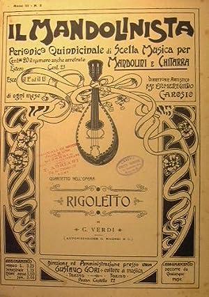 Rigoletto ( celebre quartetto ): Verdi Giuseppe