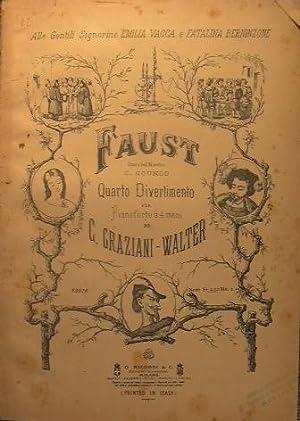 Faust ( allegro ): Gounod Carlo