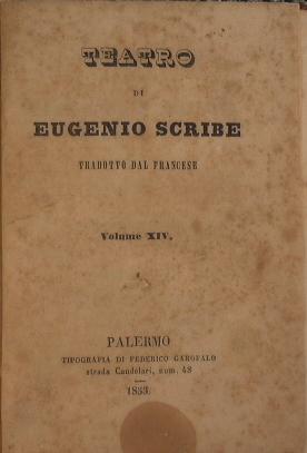 Avventure e viaggi del piccolo Ulivieri -: Scribe Eugenio