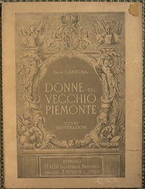 Donne Del Vecchio Piemonte Cardona Emilia