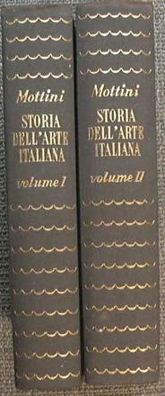 Storia dell'Arte Italiana: Mottini G. Edoardo