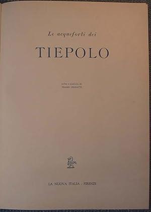 Le acqueforti dei Tiepolo: Pignatti Terisio